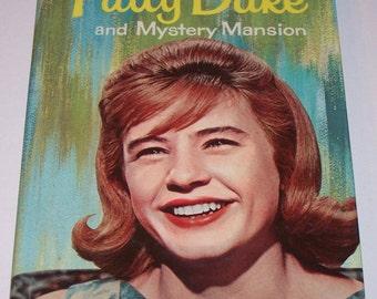 Patty Duke and Mystery Mansion by Doris Schroeder, hardback