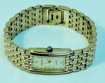 Gold Gruen Ladies Vintage Watch