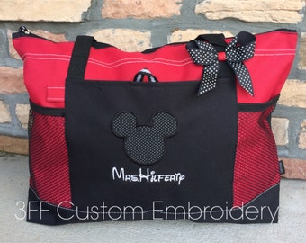 Personalized MICKEY MOUSE Select Tote