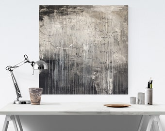 """painting ORIGINAL 40"""" art painting large painting  abstract painting , from jolina anthony signet  express shipping"""