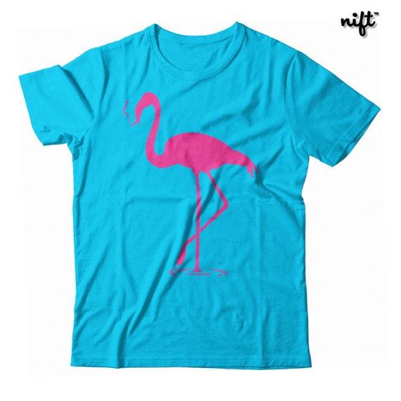Smoking Flamingo T-shirt