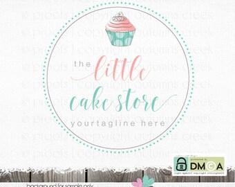 baking logo cupcake logo premade logo bakery logo design logo for baking sweet logo cake logo premade logo design logo with cupcakes