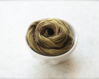 WILDERNESS Classic Colorworks hand-dyed embroidery floss cross stitch thread at thecottageneedle.com