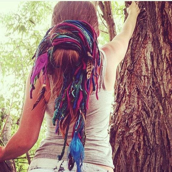 """Hair Fall """"Gaia"""""""
