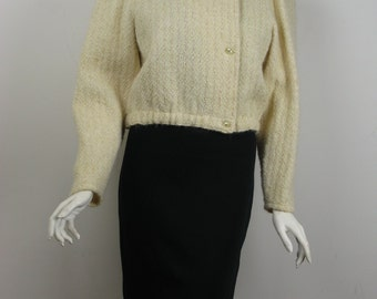 50s vintage sweater jacket