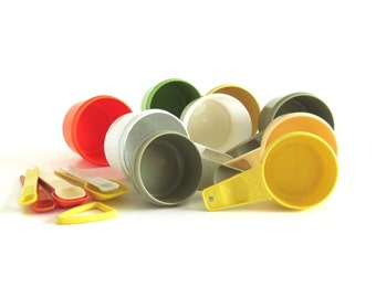 Tupperware Measuring Cups Tupperware Measuring Spoons Choose Size & Color