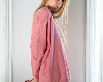 Sleepwear V-Neck Top and Pants