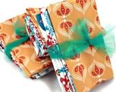 Quilt Fabric Bundle Raaga Monaluna Organics- Choose Fat Quarters, Half Yards