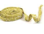 Twiggy Bias Tape Double Fold- Half Inch