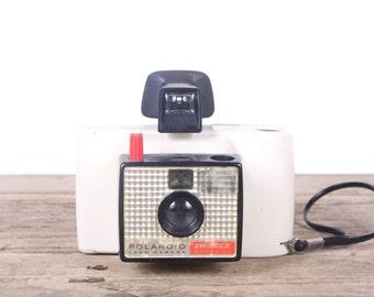 Polaroid Camera / Polaroid Land Camera Swinger Model 20 / Old Polaroid Camera / Vintage Polaroid Camera / Retro Polaroid