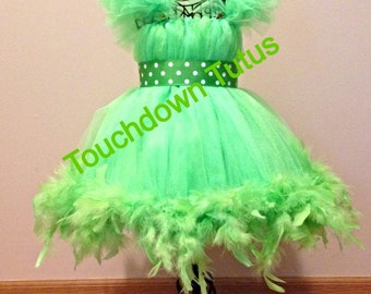 mardi gras tutu with feathers by touchdowntutus on etsy. Black Bedroom Furniture Sets. Home Design Ideas