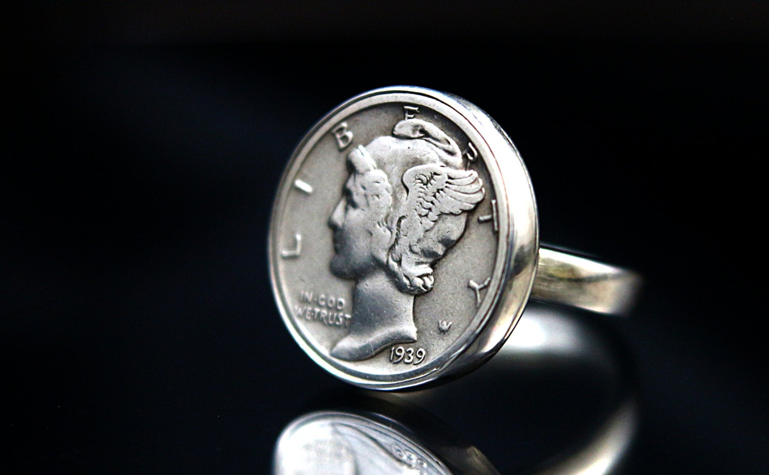 Mercury Dime Ring 925 Sterling Silver Mercury Dime Ring. Jared Rings. Mystic Fire Rings. $12 000 Wedding Rings. Ethereal Engagement Rings. Portuguese Traditional Wedding Rings. Simpleengagement Wedding Rings. Angara Wedding Rings. Kwiat Engagement Rings