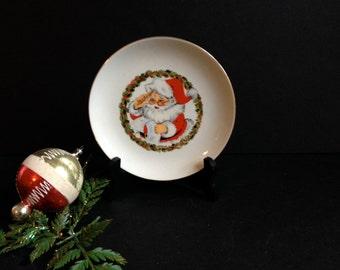 Collectible Christmas Plate