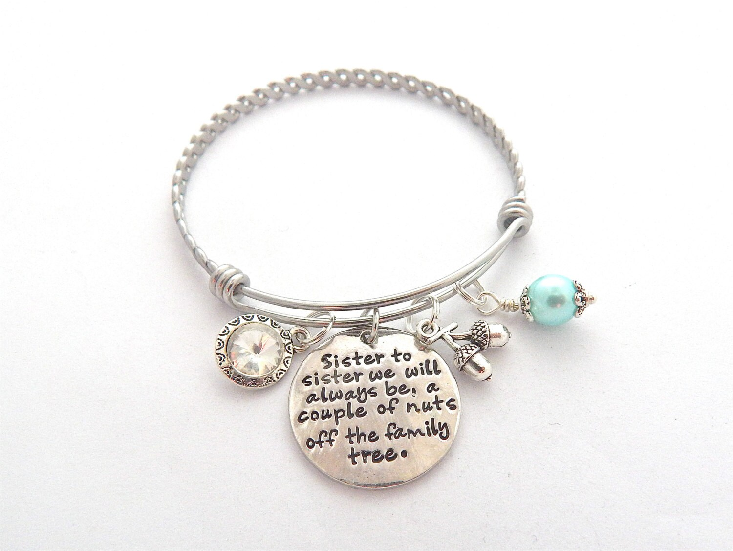 to gift bracelet to we