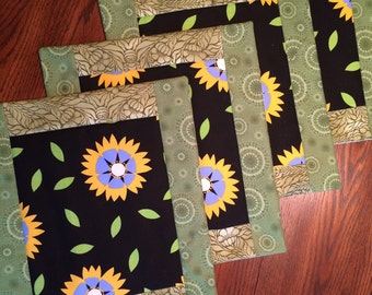 Lunch/Snack placemats... Set of four