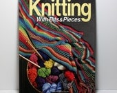 Knitting Book, Knitting Patterns, Knitting With Bits and Pieces, Yarn Stash Diving Projects, Sweater Patterns, Shawls, Baby Shower Gifts
