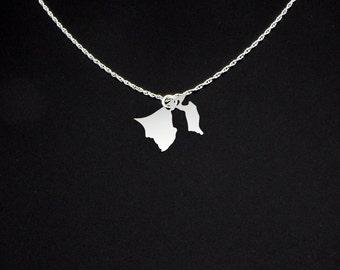 Brunei Necklace - Brunei Jewelry - Brunei Gift