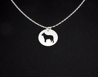 Belgian Shepherd Laekenois Necklace - Belgian Shepherd Jewelry - Belgian Shepherd Gift