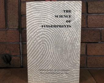 FBI - The Science of Fingerprints - SC 1963