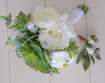 BOUQUET | Custom Bridal Bouquet,  Made to Order