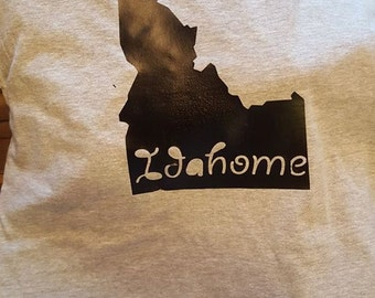 "Idaho ""Idahome"" Shirt."