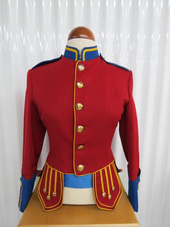 Band Jacket Vintage 33