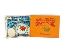 1972 Psychedelic Book by Lou Meyers The Clean Air and Peaceful Contentment Dirigible Airline