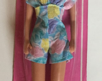 Vintage / Retro Flair Fashion Doll by Totsy circa late 70s / early 80s
