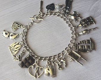 Princess Bride Charm Bracelet