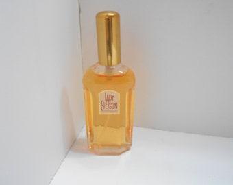 Vintage 1980s Lady Stetson Cologne Spray (10) 1.5 fl. oz.