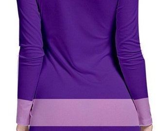 Scooby Doo-Inspired Daphne Costume CosPlay Dress