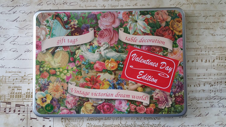 Victorian Valentine SCRAP RELIEFS - Valentine Scrap ...