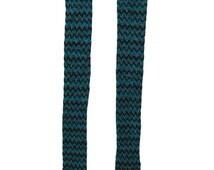 REDUCED were 70 now 50 cutest vintage 70s style MISSONI metallic lurex zig zag stripe thigh high socks stockings hoisery