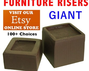 GIANT Furniture Risers, Bed Lifters