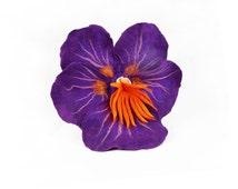 Purple Bag Felted Clutch PANSY handbag flower bag felt violet lilac nunofelt nuno  felt flower fairy fantasy folk Boho silk wool
