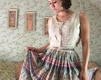Beautiful 1950s Vintage Skirt