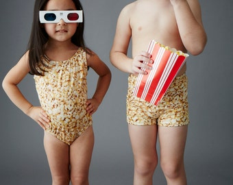POPCORN: Boys swim shorts