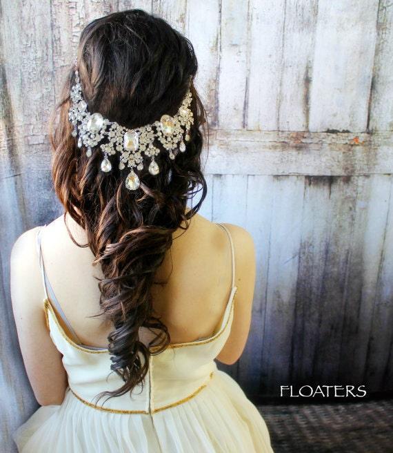 Bridal Hair Accessories, Wedding Hair accessories, Bridal Headpiece, Wedding Headpiece, Weddings, Hair Jewelry, Hair Accessories