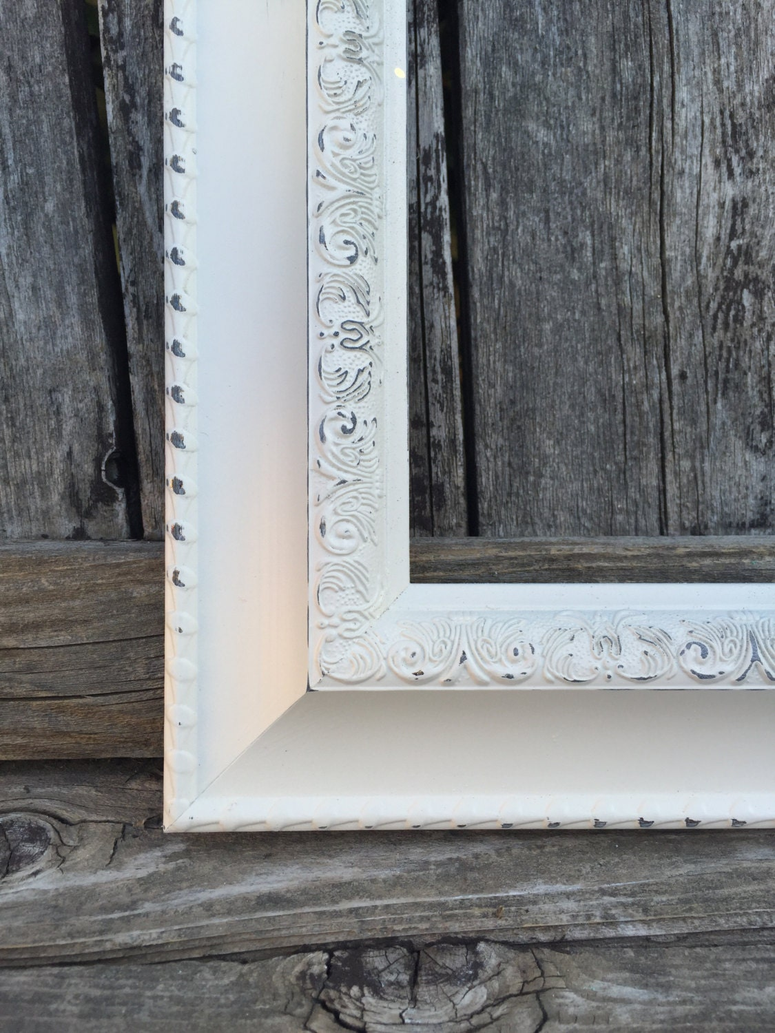 Ornate picture frame 16x20 18x24 20x30 by thepaintedldy on for 16x20 frame