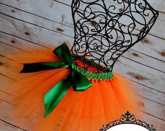 Pumpkin Tutu | Halloween Tutu | Newborn- Adult listing |