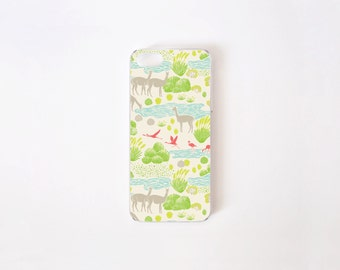 iPhone 5/5s Case - Bofedal iPhone Case - Floral iPhone Case - Bofedal Altiplanico - Flor de Chile Special Collection