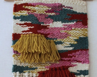 Digital Weaving Lesson #2 - Organic Shapes