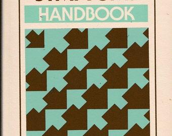 Vintage  Signs and Symptoms Handbook Medical Reference Book