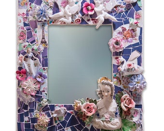 Queen Shabby Chic