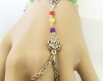 Colorful Slave Bracelet