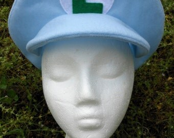 Ice Luigi Hat