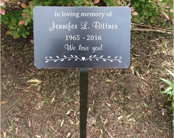 Garden plaque Etsy
