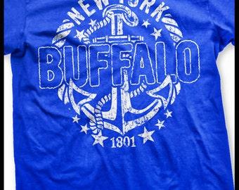 Buffalo Anchor t-shirt