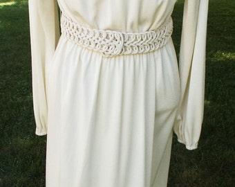 Vintage Long Sleeve Dress by Rona New York