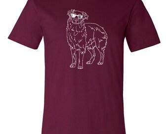 Australian Shepherd T Shirt